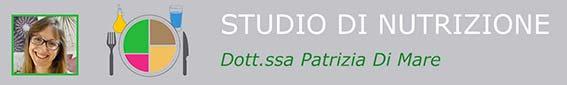 Studio di Nutrizione Dott.ssa Patrizia Di Mare Logo